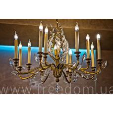 Люстра Сrystal laurel Fine Art Lamps