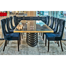 стол обеденный Brick Lane Gianfranco Ferre Home