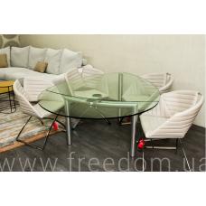 стол обеденный Goccia Reflex Angelo