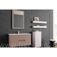 Комплект мебели для ванной комнаты Soft Inda
